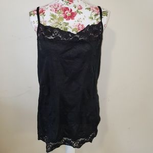 Lace camisole. Size 1X